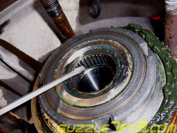 Wheel Bearing Noise Powerstrokenation Ford