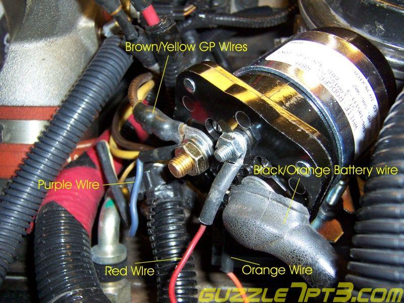 Stancor Glow Plug Relay