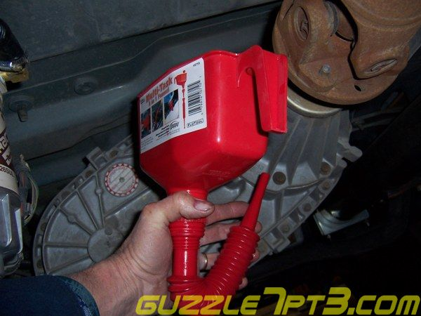 Welcome To Guzzle S Transfer Case Fluid Change Web Page