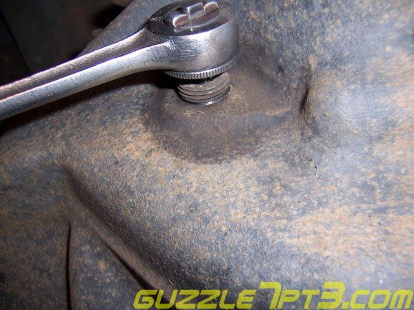 Welcome to guzzle's Rear Differential Maintenance Web Page